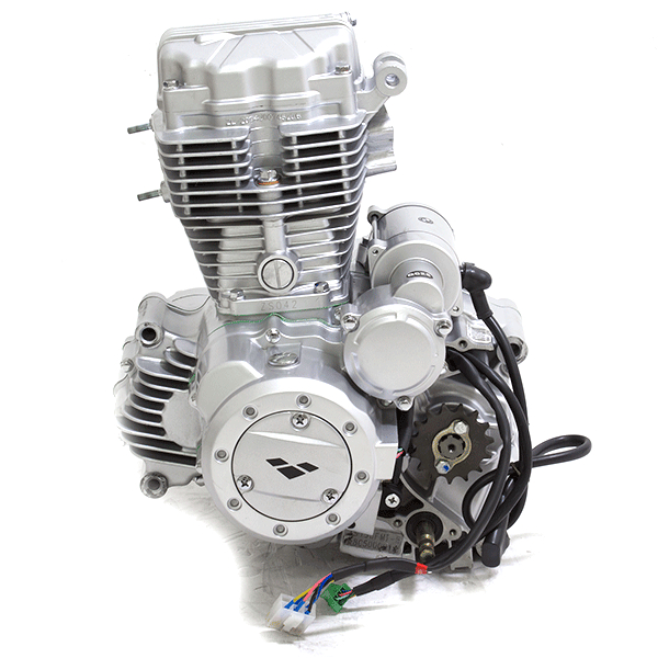 125cc Motorcycle Engine Zs156fmi